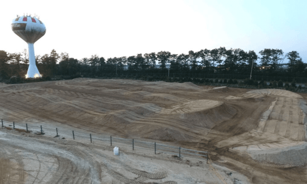 New Supercross Track at Field of Dreams