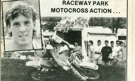 Raceway News Flashback 1990