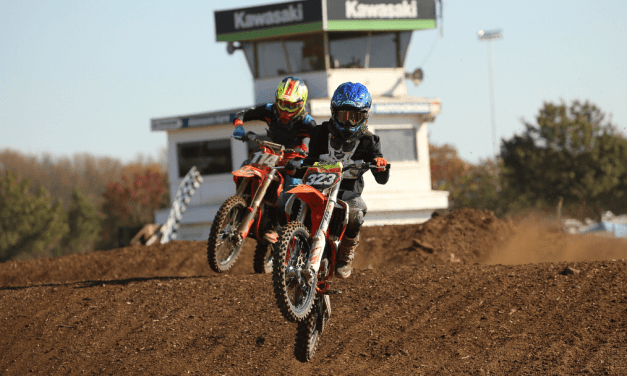 Raceway Park Results from 11/3/19