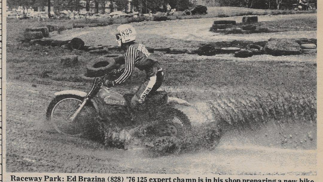 Raceway News Flashback – 1976