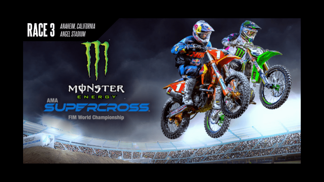 This Week In Supercross – Anaheim 2
