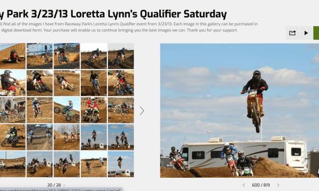 Throwback Photo Gallery – Raceway Park 3/23/13