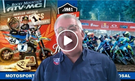 MX Sports State of the Sport Address
