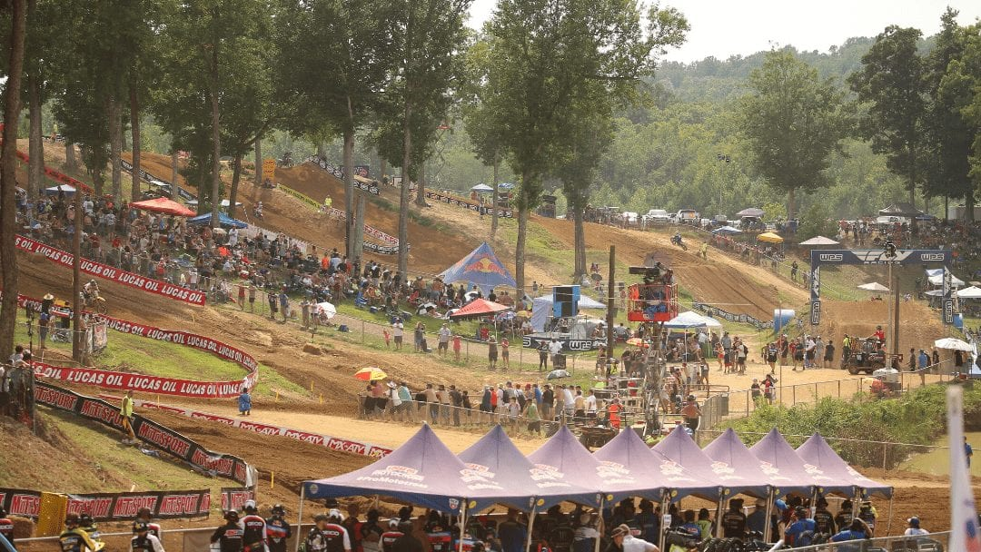 LUCAS OIL PRO MOTOCROSS SCHEDULE Update
