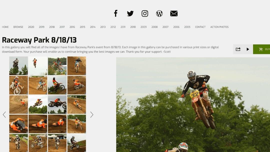 Raceway Park Throwback Photo Gallery – 8/18/13