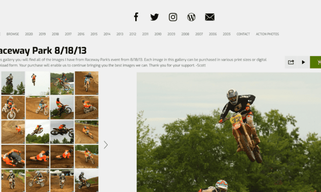 Raceway Park Throwback Photo Gallery – 8/18/13