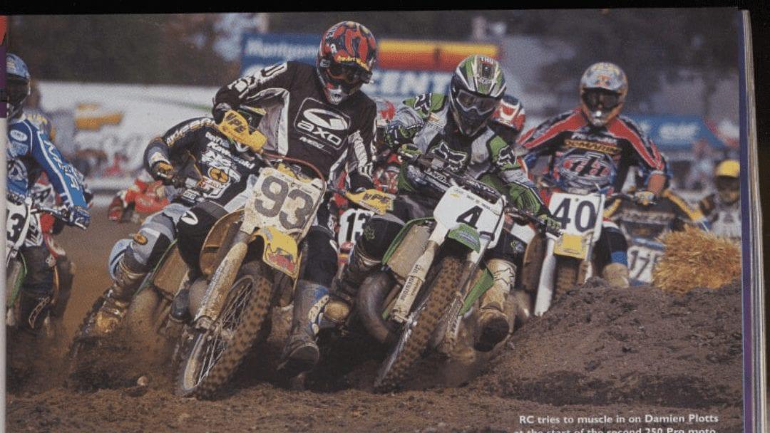 RacerX KROC 2000 Coverage