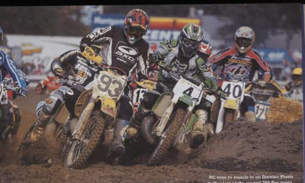 RacerX KROC 2000 Coverage