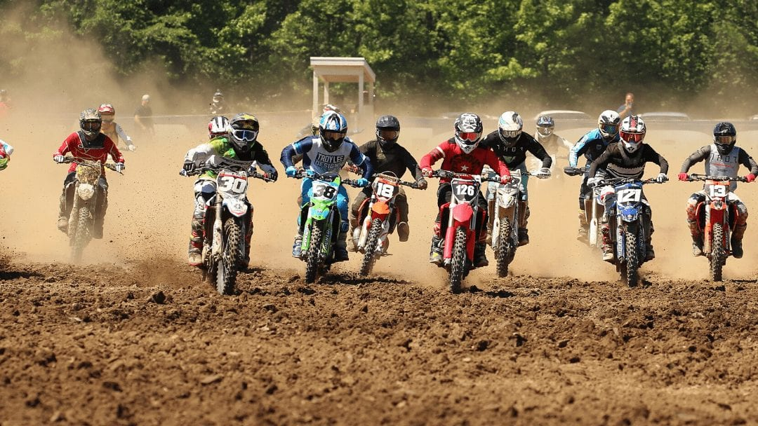 Raceway Park Results from 7/12/2020