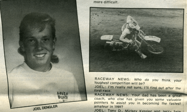 Joel Dengler Interview – 1989