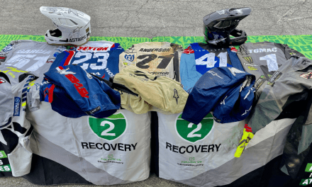 R2R Teams up With Alpinestars to Offer Fans Amazing Opportunity to Bid on Exclusive Race-Worn Memorabilia in an eBay Auction