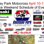 Raceway Park Opening Day Weekend 2021