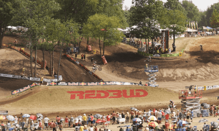 National Coverage – Red Bud 1 Wrap-Up
