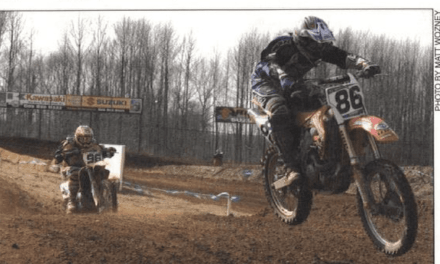 Raceway park Motocross Results from 3/14/04