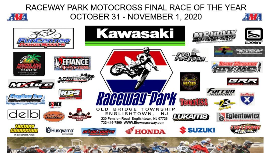 Raceway Park – Final Race of the Season – This Weekend