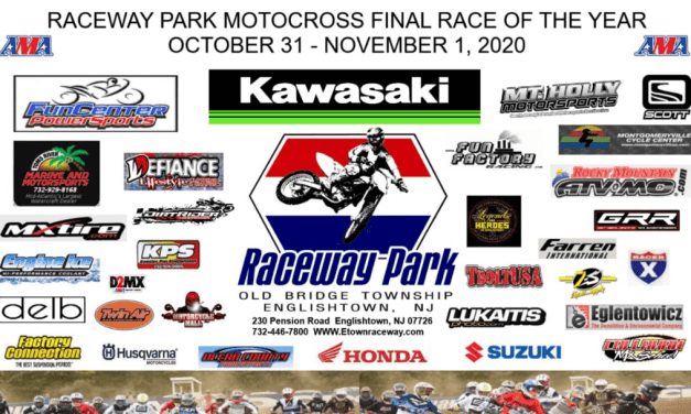 Raceway Park – Final Race of the Season – This Weekend