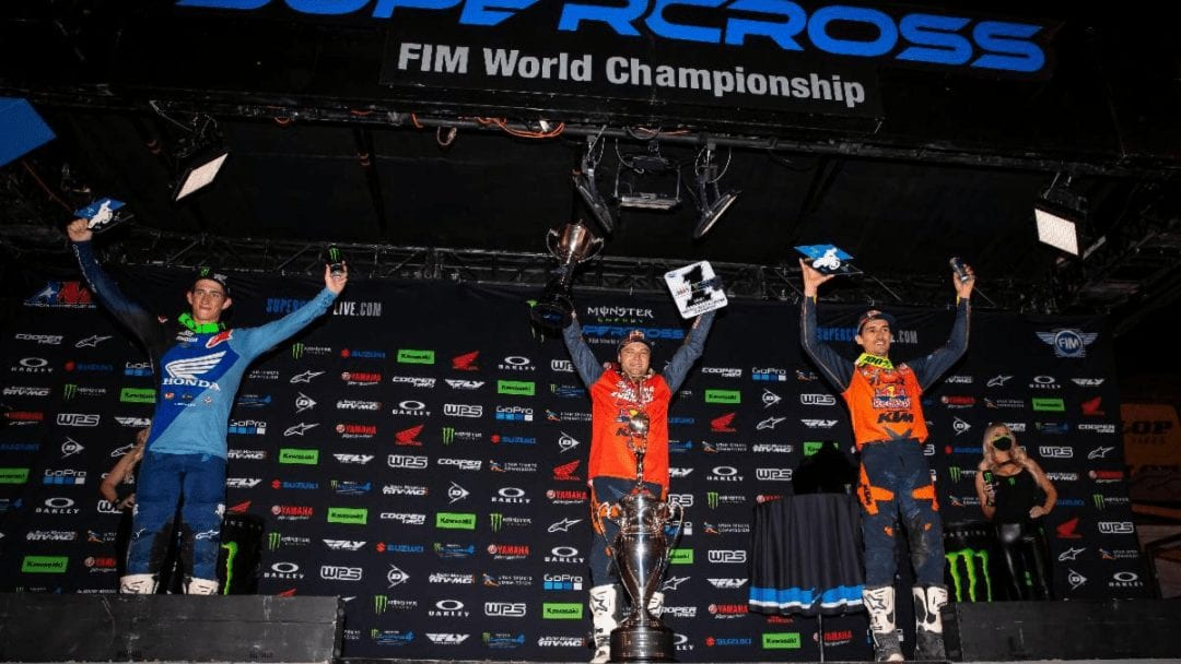 National Coverage – Monster Energy Supercross – SLC 2 – Round 17