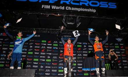 National Coverage – Monster Energy Supercross – SLC 2 – Round 17