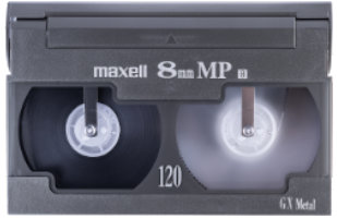 8mm camcorder tape transfer to dvd or digital video file