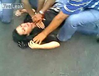 Liveleak woman killed
