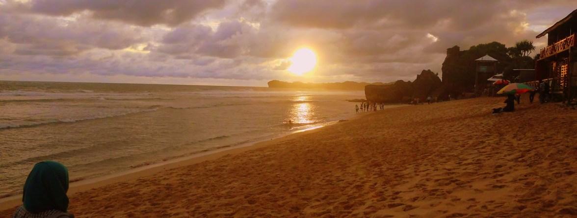 sunset indrayanti