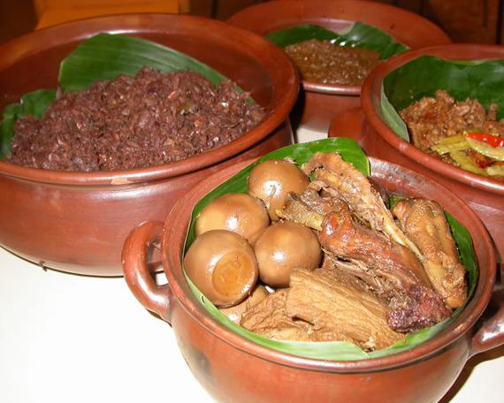 Gudeg Makanan Tradisional Yang Melegenda
