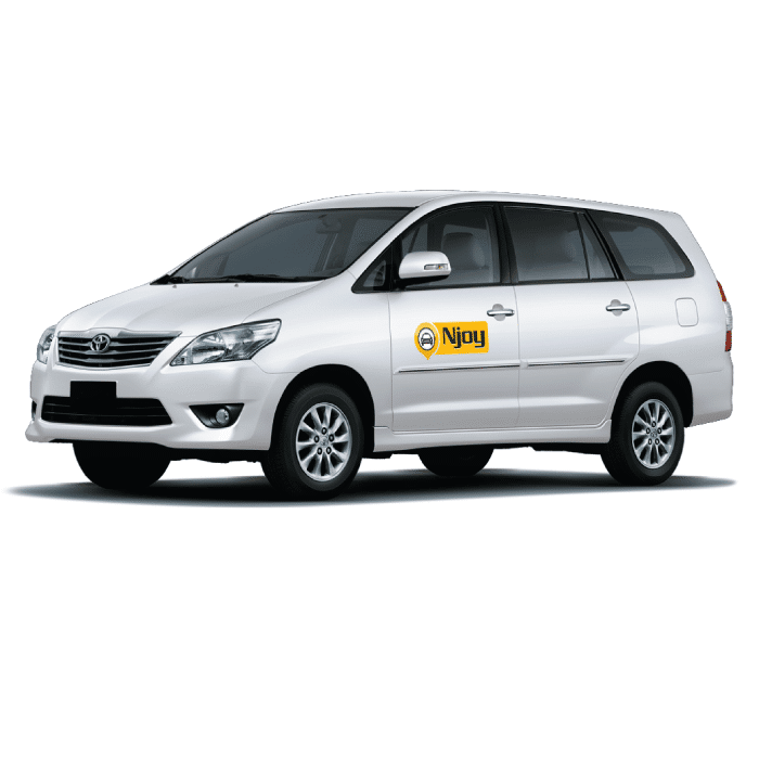 7 Seater Taxi Cabs