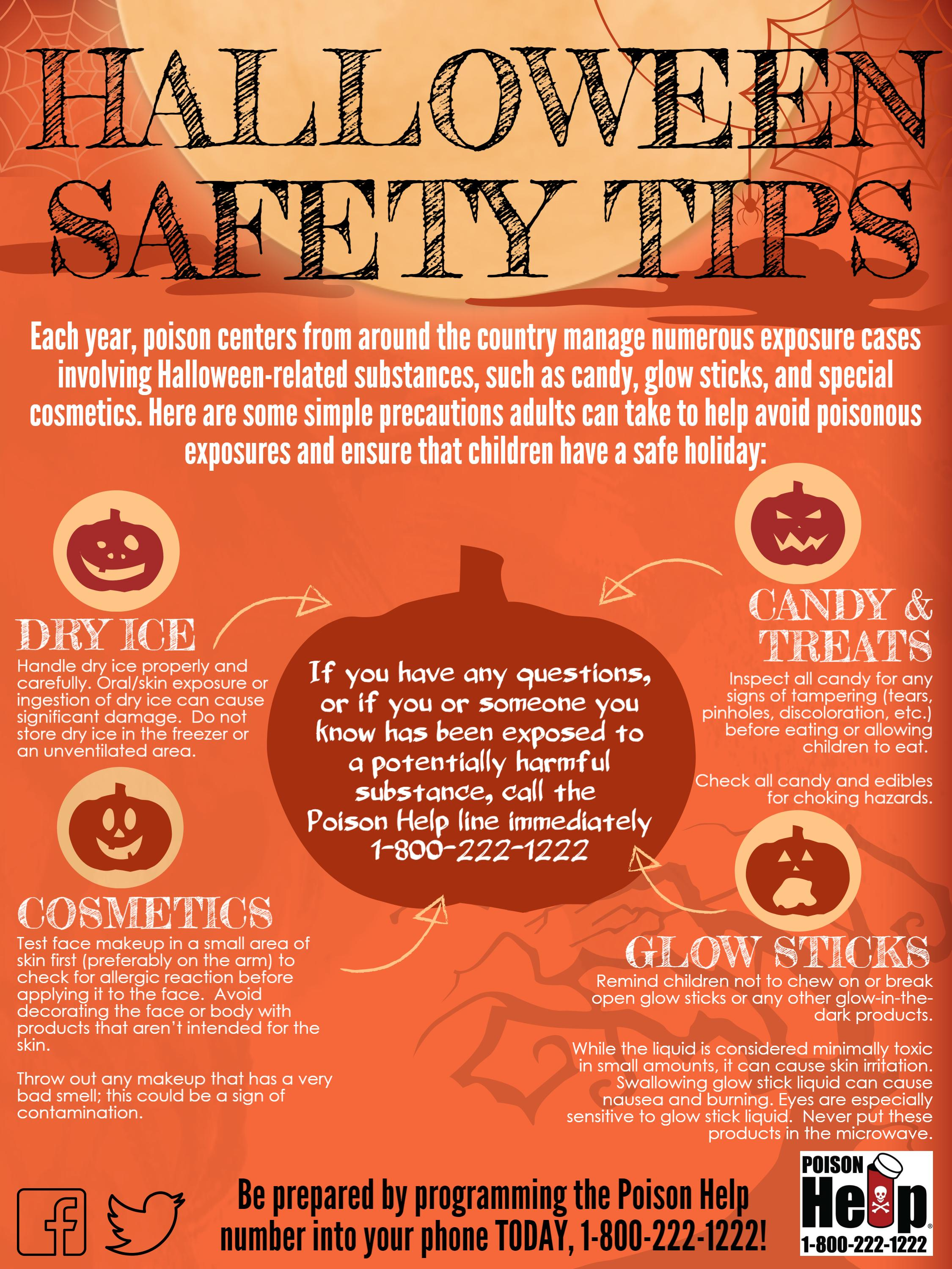 Halloween Safety Candy