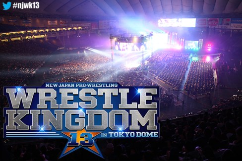 Image result for wrestle kingdom