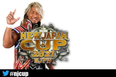 New Japan Cup 2021 Right