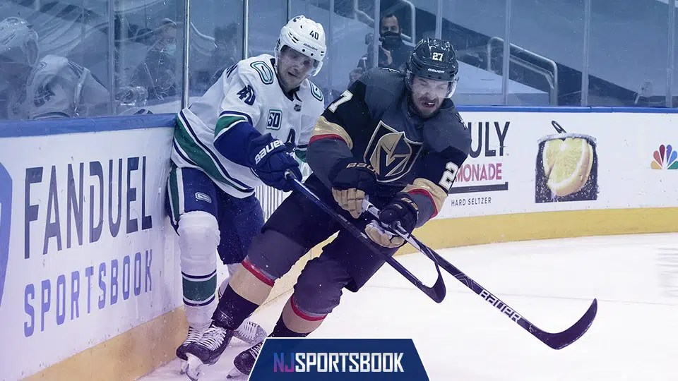 The Vancouver Canucks try to stay alive in their series with the Vegas Golden Knights in Game 6 on Thursday night.