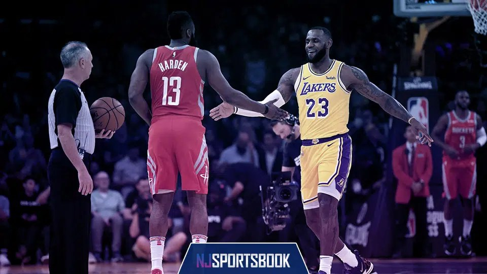 The Los Angeles Lakers take on the Houston Rockets in Game 3 of their NBA playoff series on Tuesday night.