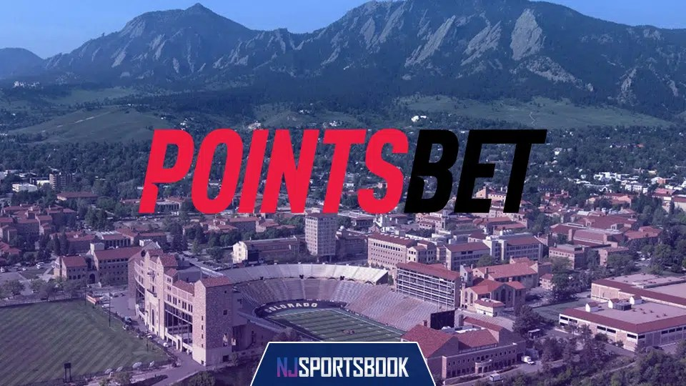 The University of Colorado recently inked a sponsorship deal with PointsBet.