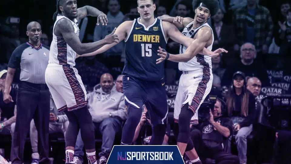 The Denver Nuggets look for a road win when they visit the Brooklyn Nets on Tuesday night.