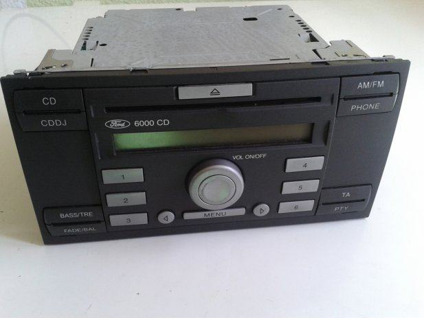 Ford 6000 Cd Stereo