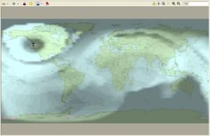 DXAtlas Image showing propagation