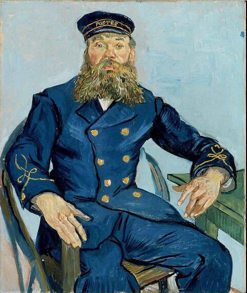 Vincent-van-Gogh-Joseph-Roulin