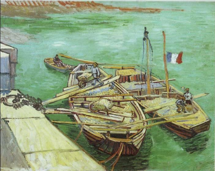 Vincent-van-Gogh-Rhonebarken