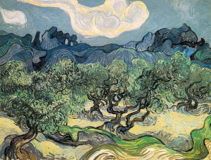 Vincent-van-Gogh-daglarda-zeytin-agaci