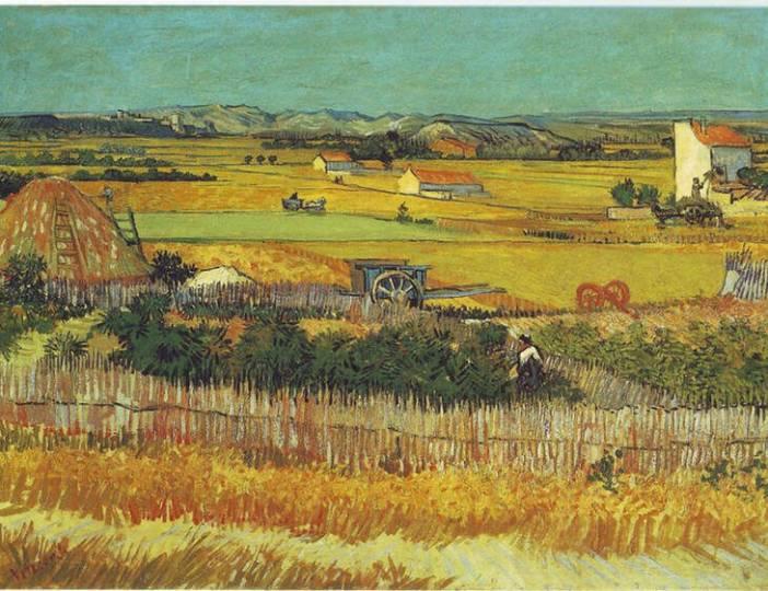 Vincent-van-Gogh-hasat-arles