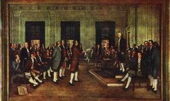 Philadelphia Kurultayı 1787
