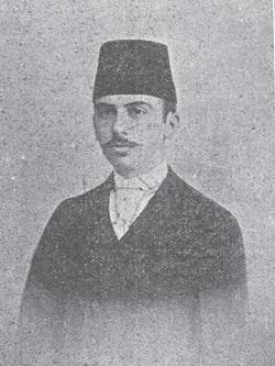 Rauf Yekta Bey