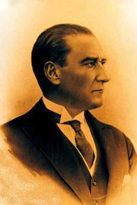 Muhtaç Olduğun Kudret Damarlarındaki Asil Kanda Mevcuttur - Atatürk