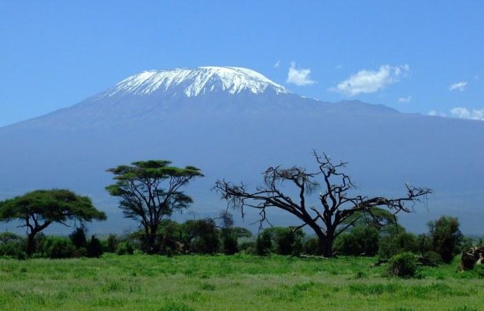 Kenya - Klimanjaro Dağı
