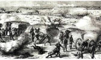 1877 - 1878 Osmanlı Rus Savaşı Rumeli Cephesinde Yaşananlar