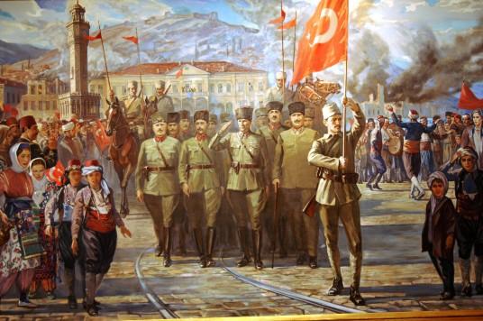Mondros Ateşkes Antlaşması