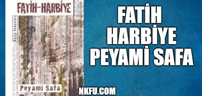 Fatih Harbiye Kitap Özeti – Peyami Safa