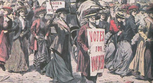 Kadınlara Oy Hakkı
