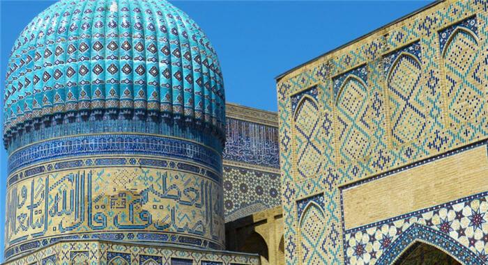 Bibi Hanım Camii