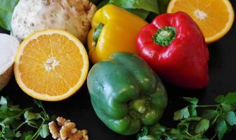 besin ile ilgili cümleler